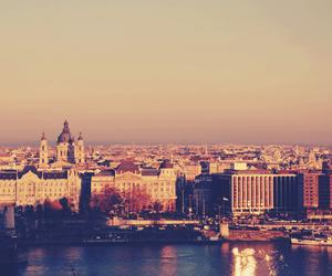 amazing, budapest, and globe image
