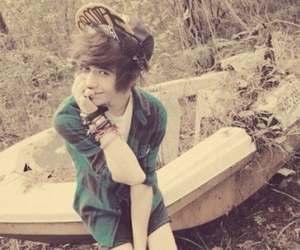boy, cute, and kyle jammeson image