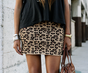 bracelet, skirt, and watch image