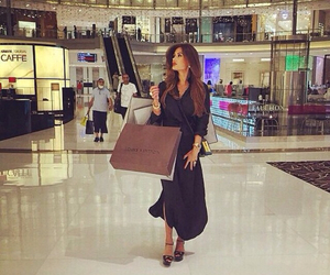 shopping, hair, and luxury image