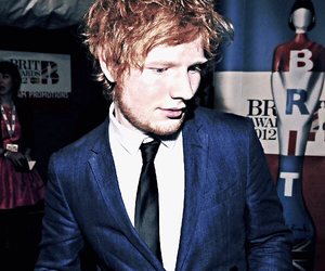 ed sheeran, singer, and music image
