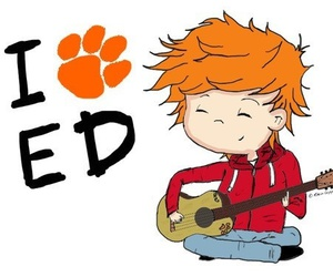 ed sheeran, ed, and ginger image
