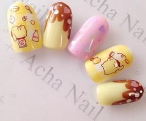 nail, nail art, and sanrio image