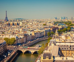 paris, toureiffel, and laseine image