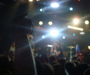 concert, fan, and good life image
