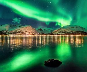 beautiful, lights, and northern image