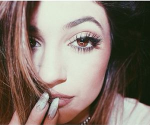 kylie jenner, kylie, and eyes image