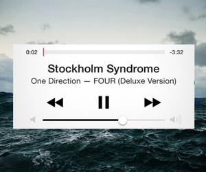 four, stockholm syndrome, and one direction image