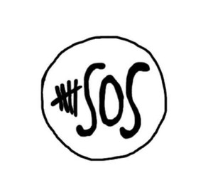 5sos, overlay, and transparent image