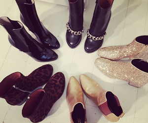 boots, shoes, and elsa hosk image