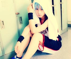 cosplay, kuroko, and knb image