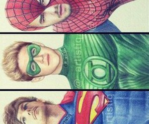 my heroes, 1d, and liam payne image