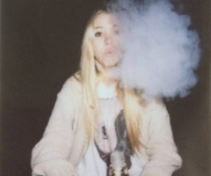 hipster, cigarettes, and girls image