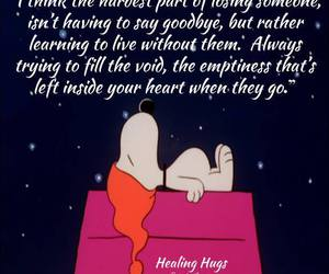 remember love snoopy image
