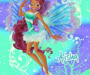 fairy, winx, and winx club image