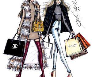 fashion, hayden williams, and shopping image
