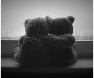 love, teddy bear, and bear image