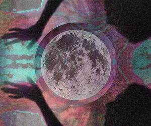 moon and indie image