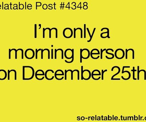 christmas, morning, and december image