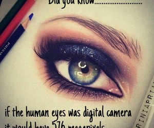 drawing, eyes, and if image