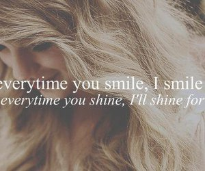 smile, Taylor Swift, and text image