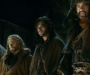 fantasy, the hobbit, and tolkien image