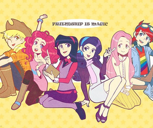 pinkie pie, friendship is magic, and rarity image