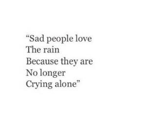Peoople are sad
