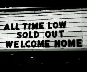all time low and grunge image