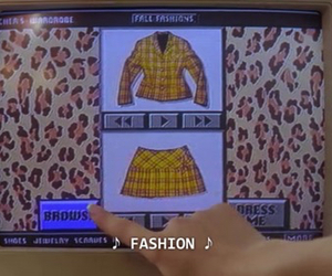 Clueless, fashion, and 90s image