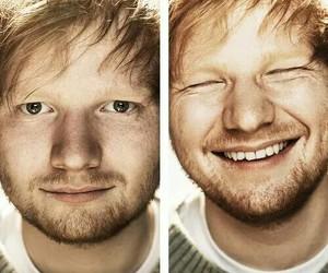 ed sheeran and smile image