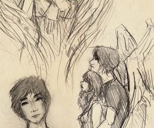 amor, tu, and angel image