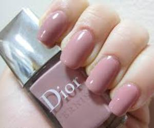 color, dior, and nails image