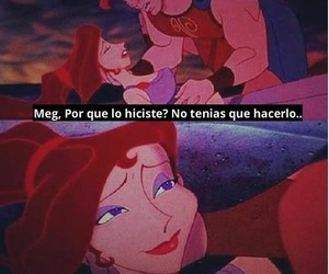 amor, disney, and hercules image
