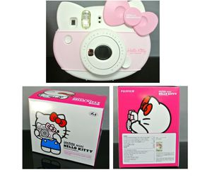 hello kitty and instax image
