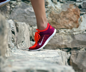 nike, health, and fit image