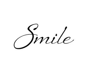 smile, quote, and happy image