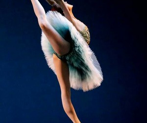 ballet, dress, and soft image