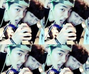 Ikon, yunhyeong, and junhoe image