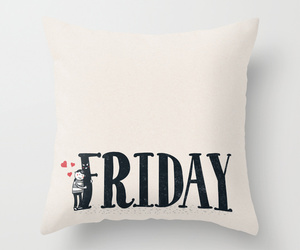 bed, friday, and home image