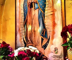 amor, la virgen de guadalupe, and mifoto image