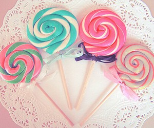 yummy and lollipops image