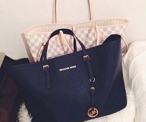 bag, Michael Kors, and luxury image