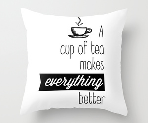 bed, home, and quotes image