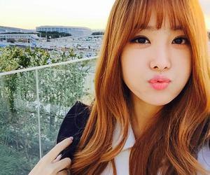 secret, jieun, and song ji eun image