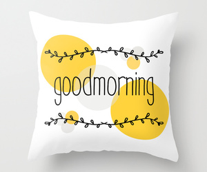 bed, home, and typography image
