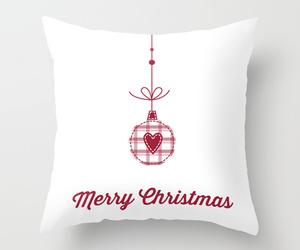 bed, christmas, and home image