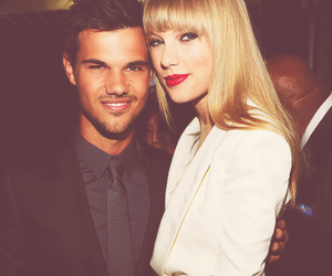 Taylor Swift, Taylor Lautner, and taylor image