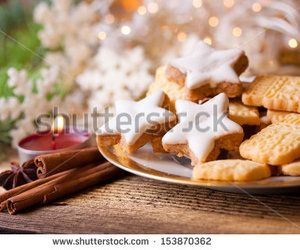 cake, Cookies, and food image