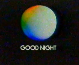 grunge and good night image